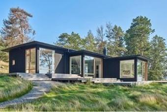 따뜻한 햇살, 상쾌한 바람이 머무는 언덕 위 단독주택