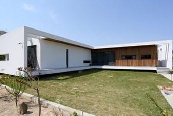 마당과 텃밭이 있는 단독주택