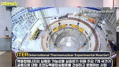 세계 최대 인공태양, ITER