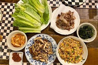 미국에서 살고 있는 4인 가족의 집밥 공개