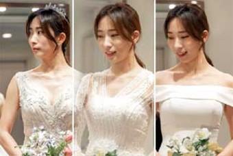 내가 선택한 촬영 드레스 공개(ft.남친이 찍어줌ㅎ)