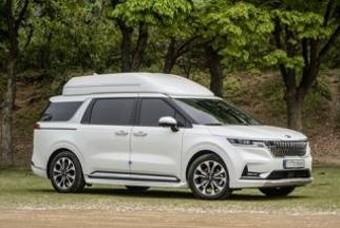 [시승기] 정말 편한 독보적 미니밴…기아 카니발 하이리무진