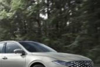 2021 현대 그랜저 출시, '베이지 시트' 르블랑 트림 추가