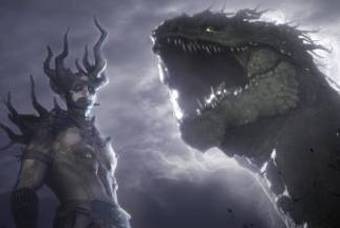 북유럽 세계관-오픈월드, 대규모 MMO 오딘이 온다