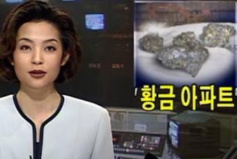 """""""서울 아파트 지하에서 발견된 금광, 채굴시 이렇게 됩니다"""""""