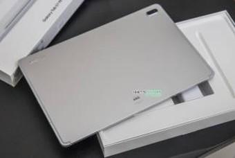 갤럭시탭S7 FE 실버 사전예약 구매 후기