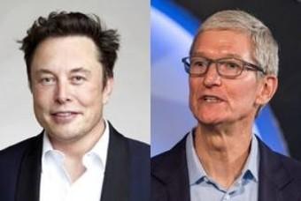 머스크는 왜 실적 발표하며 애플을 두 번이나 저격했나?