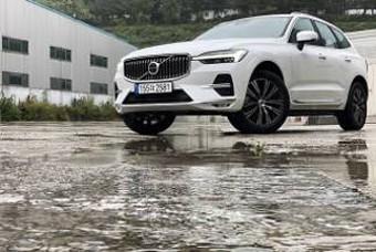 [시승기] 볼보 스웨디시 중형 SUV 뉴 XC60 '300억 투자한 한글 패치'