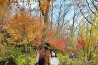 곤지암 화담숲 가을 단풍구경