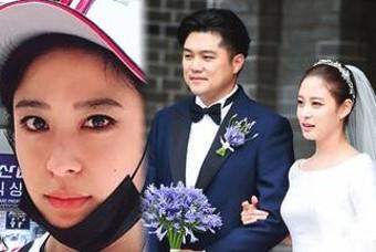 감독과 결혼한 박희본, 이혼설. 알고보니..
