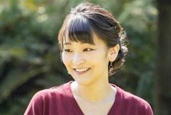 결혼 골인 일본 공주, 14억 품위유지비 거절한 이유