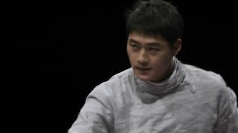 '퍼펙트 라운드' 5점을 내리 가져오는 오상욱의 완벽한 경기력 [단체 결승] [SBS]