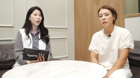 KLPGA 투어의 '힙한 언니' 박주영 프로와의 만남