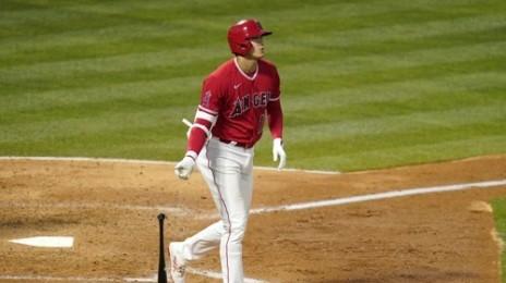 '또 넘겼다' 오타니, 시즌 36호 홈런 폭발