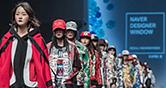 프로젝트 꽃 디자이너윈도 X SFW 패션과 예술, 하나로 모여 꽃 피우다