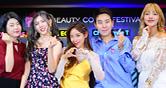 프로젝트 꽃 K-뷰티  페스티벌 뷰스타와 베트남 팬 5천명 호치민에서 만나다