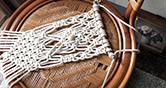 파트너스퀘어 광주 마크라메 오픈클래스 요즘 핫한 인테리어 잇템 마크라메를 직접 만들어요!
