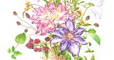 파트너스퀘어 광주 최지연, 이선화 작가 식물과 함께 그림을 그리다 보태니컬 최지연, 이선화