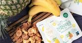 네이버 해피빈 펀딩 향긋한 건과일칩 신밧드의 보물섬에서 자란 건강한 바나나와 파인애플