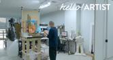 헬로!아티스트 오은 미술을 순례하는 한국적 앵포르멜