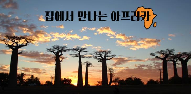 여행부터 봉사까지, 집에서 아프리카 다녀왔습니다
