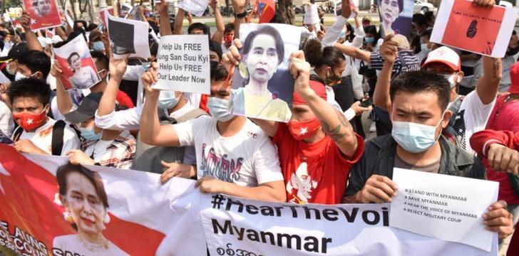 """""""놓칠 수 없어"""" 중국은 왜 미얀마에 군침 흘리나"""