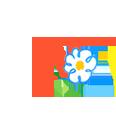 봄꽃 거리두기