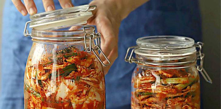 간단하고 빠르게 만드는 채식 비건 김치