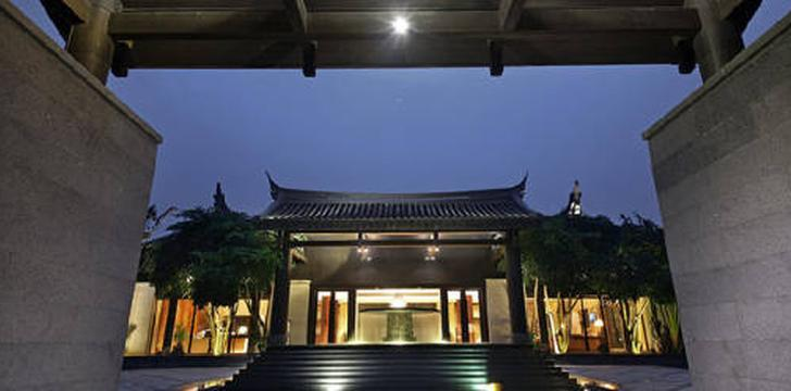 유네스코 등재된 '취안저우', 호텔도 국보급?