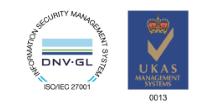 ISO/IEC 27001 로고